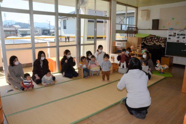 高知市地域子育て支援センター「親子みかづき広場」