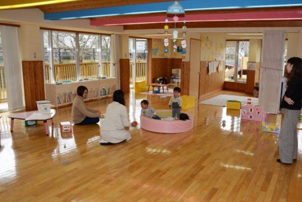佐川町子育て支援センター「なかよしひろば」