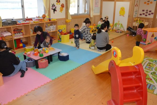 安芸市地域子育て支援センター