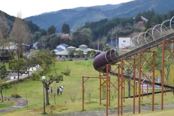 四万十緑林公園|高知県西部・窪川地域にある緑豊かな自然公園