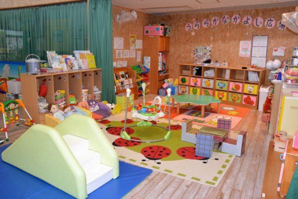 高知市地域子育て支援センター「うららかなかよし広場」