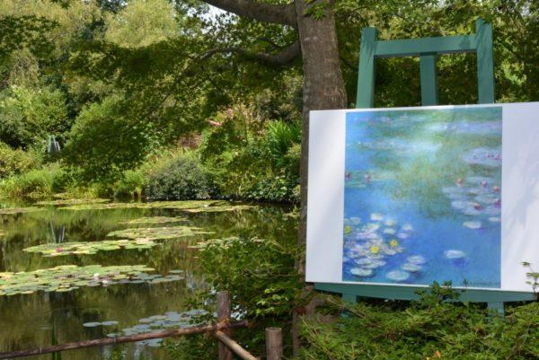 モネの庭マルモッタン|画家クロード・モネが愛した風景を北川村に再現