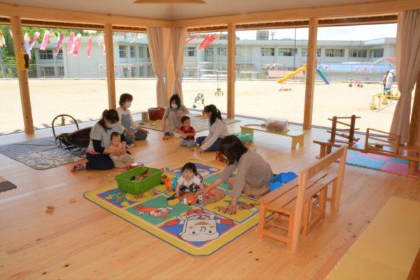 須崎市子育て支援センター「サンサンひろば」
