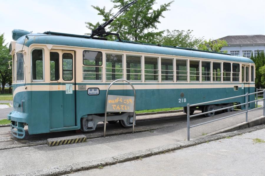 本物の電車