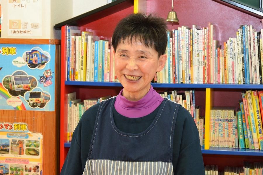 しんどい気持ち、安心して話して ココハレインタビュー 「いるかひろば」理事長・土居寿美子さん