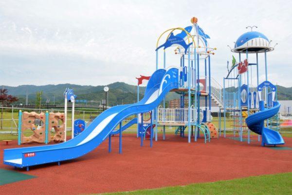 速報!「弥右衛門公園」が高知市高埇にオープン