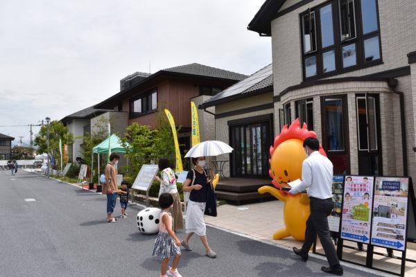 高知新聞住宅総合展示場「LIM」の夏祭りに行ってみた