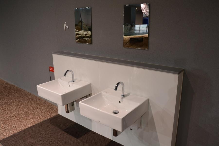 手洗い場もあります