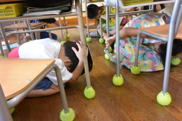 【中止になりました】地震が起こったらどうする?|高知みらい科学館で「シェイクアウトイベント2020」