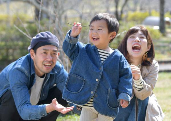 【終了しました】ココハレ 親子モデル1組募集!!|プロのカメラマンが家族スナップを撮影します|データプレゼントあり