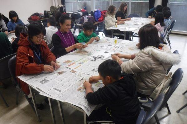 楽しく英語を話してみよう!|国立室戸青少年自然の家で小学3、4年生対象の「イングリッシュキャンプ」