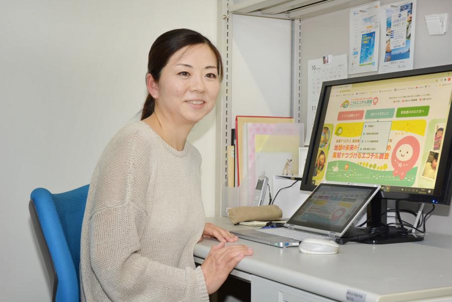 研究者として、母として ココハレインタビュー 小児科医・満田直美さん