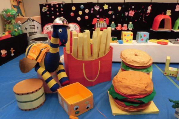 高知市の保育士さんが手作りしたおもちゃをFBで紹介しています