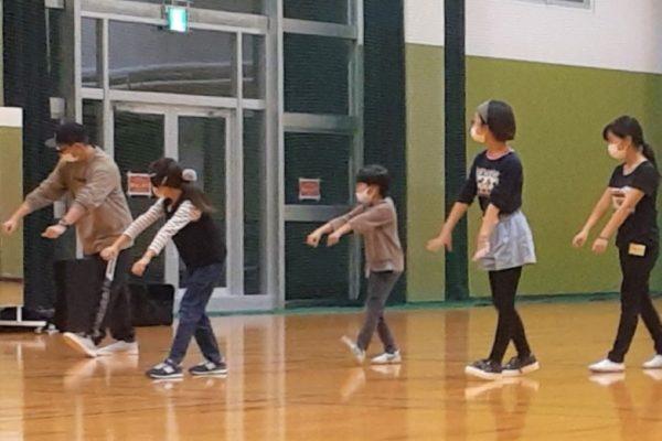 ストリートダンスを踊ろう|高知市で「キッズダンス教室4期」