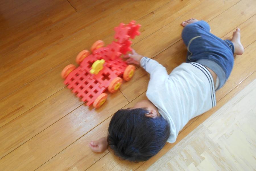 「子どもの遊びたいように」を大事にしています(写真と本文は関係ありません)