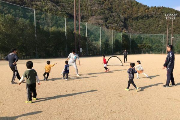 親子で身体を動かそう!|高知市城ノ平運動公園で「ふれあいスポーツ体験DAY」