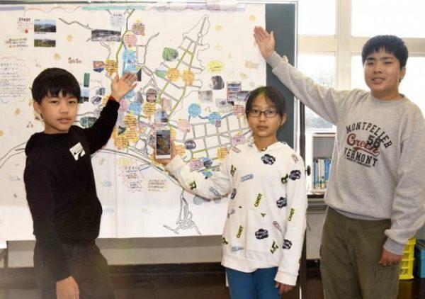 ぼうさい甲子園で高知の小中学生がダブルで入賞