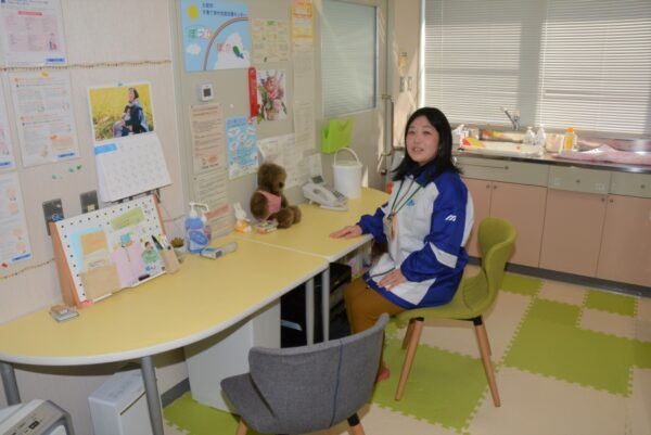 妊娠、子育ての総合窓口「子育て世代包括支援センター」に行ってみました