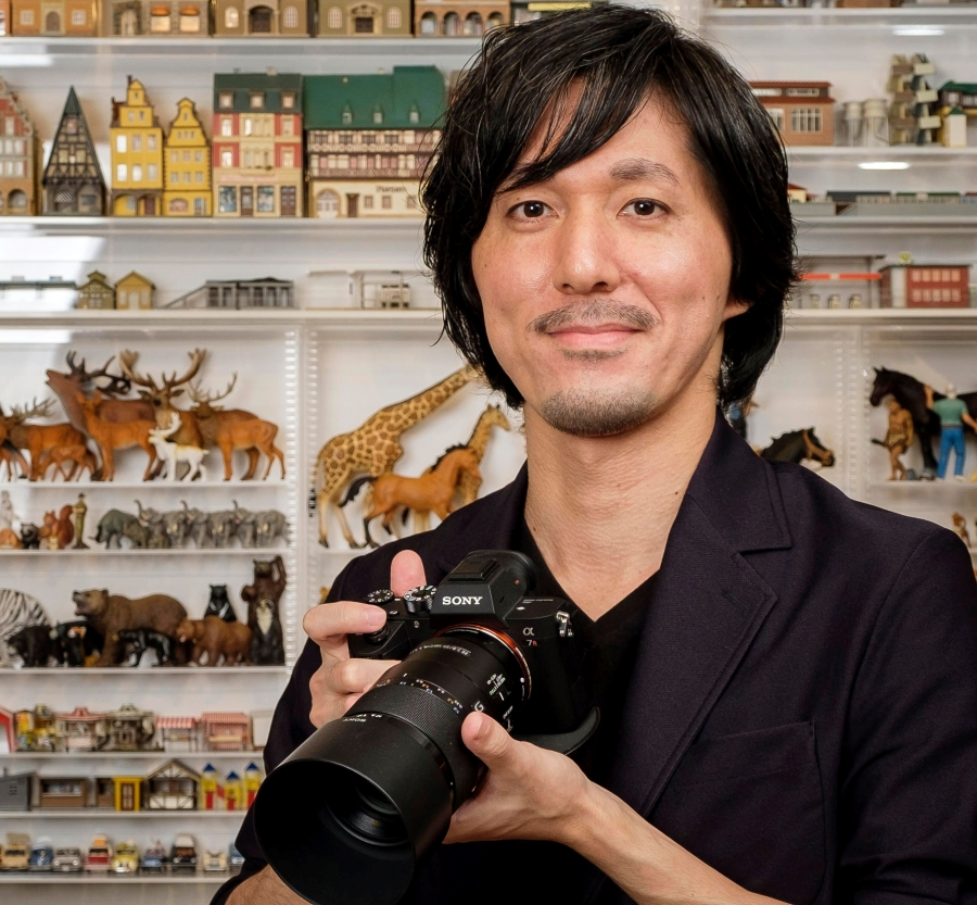 田中達也さん(提供写真)