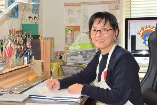 絵本で親子のコミュニケーションを|ココハレインタビュー 絵本作家・柴田ケイコさん