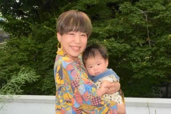 お母さんってすごい!|「子育て時間」⑧ 3カ月のママ・山下ユキさん