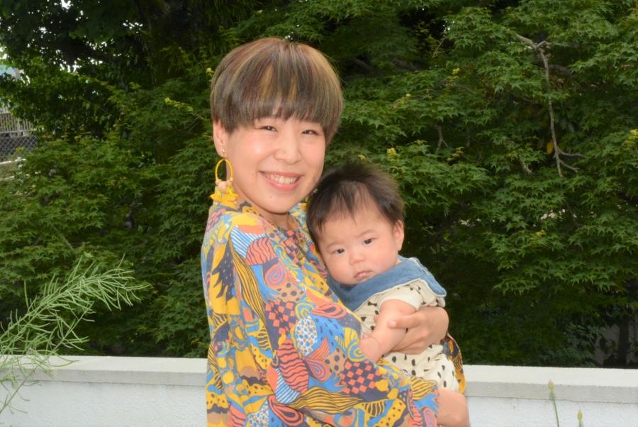 お母さんってすごい! 「子育て時間」⑧ 3カ月のママ・山下ユキさん