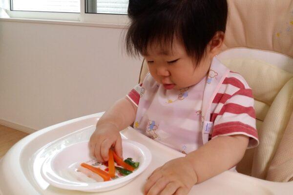 高知市で「ママとおいしい離乳食」|大人食を離乳食にチェンジ♪