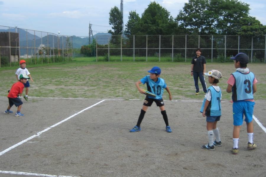 高知市の針木運動公園で「夏休み小学生ニュースポーツ体験教室」 新しいスポーツをやってみませんか?