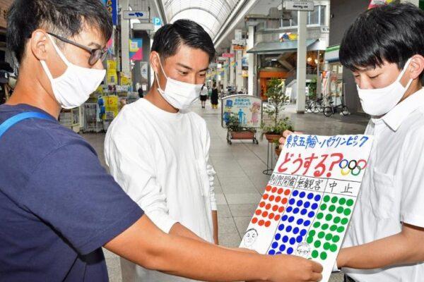 東京五輪どうすべき? 高知県民の賛否が割れました|高知の1週間(2021年6月19~25日)