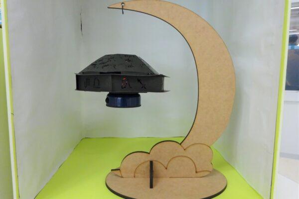 【南国市内の小中学生限定】海洋堂 Space Factory なんこくで「ものづくり倶楽部」 プラネタリウムや動くロボットを作ろう!