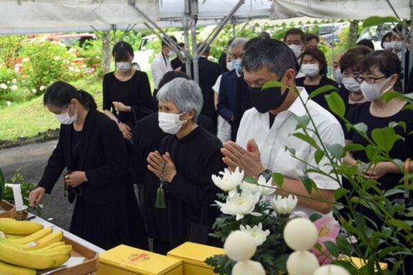 「繁藤」の土砂災害、五十回忌慰霊祭が行われました|高知の1週間(2021年7月3~9日)