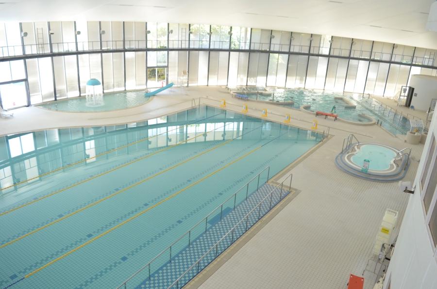 ヨネッツこうち プール、温浴、トレーニングマシンがそろった施設。家族みんなで楽しめます