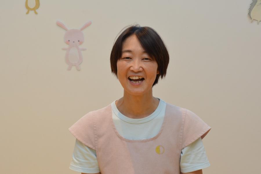 「産後ドゥーラ」として活動する田上聖子さん