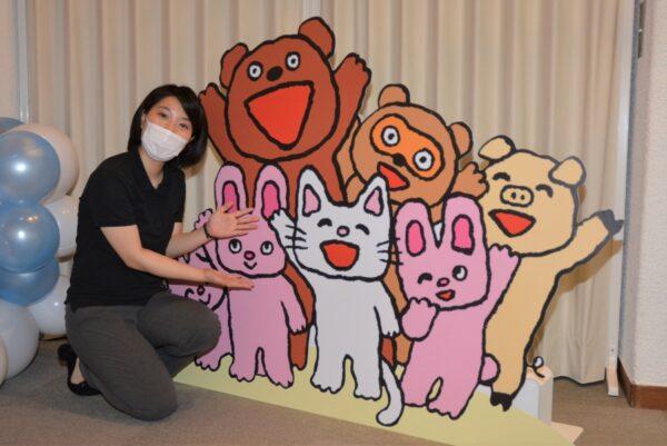 高知県立文学館でノンタン絵本の世界展「もっと!ノンタン みんなだいすき!」|原画や遊べる仕掛けを楽しもう