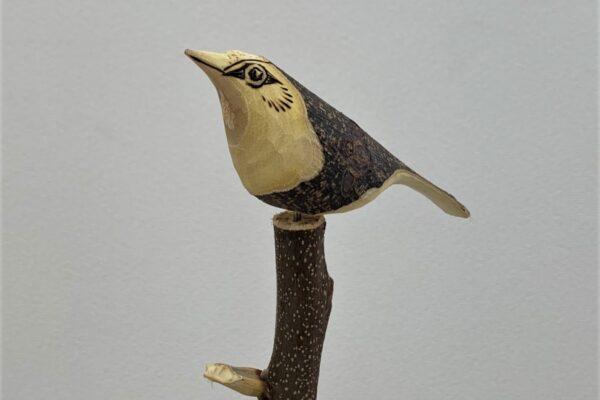 高知新聞住宅総合展示場「ライム」で「バードカービングワークショップ」|木彫りの鳥を作ってみよう