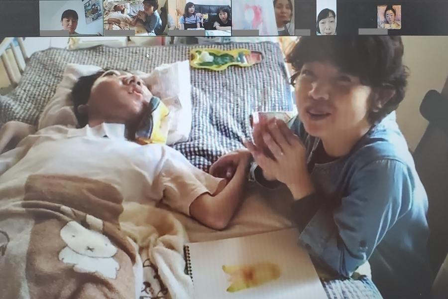 【つむサポ講座より】Smile Support Kochi(スマイル・サポートこうち)|病気、障害のある子どもを育てる家族をつなげたい