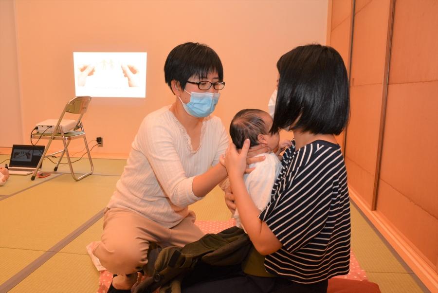 【つむサポ講座より】助産師・森木由美子さん お母さんの健康を大事にしたい