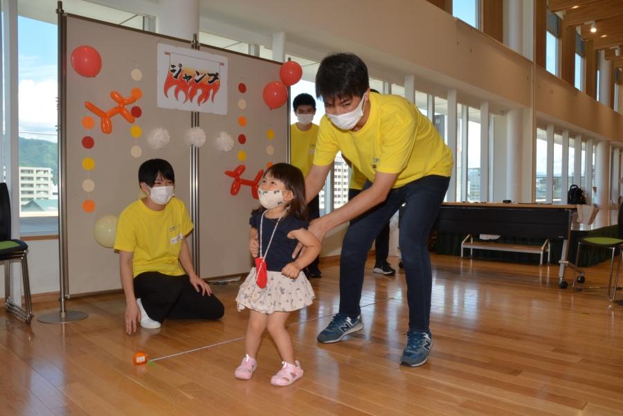 「子ども健康増進教室」に行ってみた 運動で得意なこと、苦手なことは?かけっこが速くなるこつも紹介します