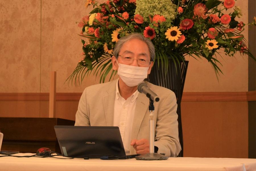 子育ては思い通りには進まない!「よい加減」を大切に 小児科医・吉川清志さんが講演