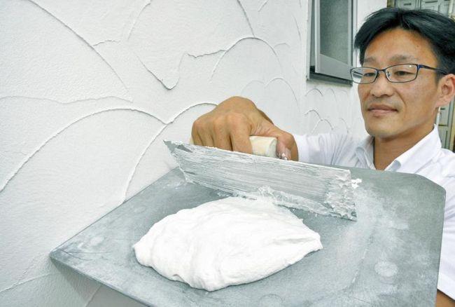 新型コロナウイルスを不活化することを実験で確認した「タナクリーム」(南国市稲生)