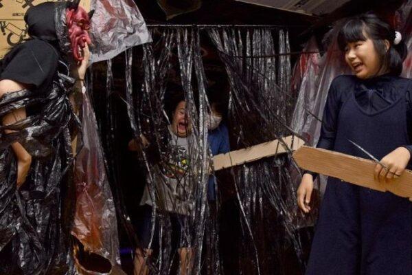 「コロナ禍でも夏らしい催しを」四万十市でこだわりのお化け屋敷|週間高知の子どもニュース(2021年8月21~27日)