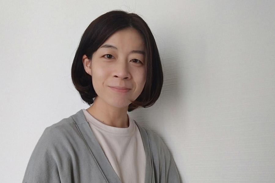 講師の岩佐恵子さん(森木さん提供)