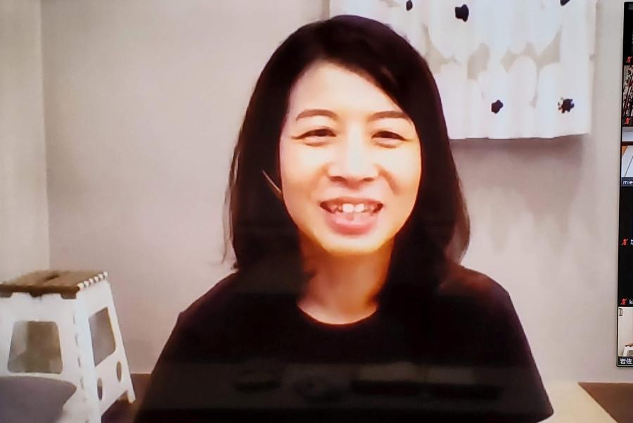 理学療法士の岩佐恵子さん