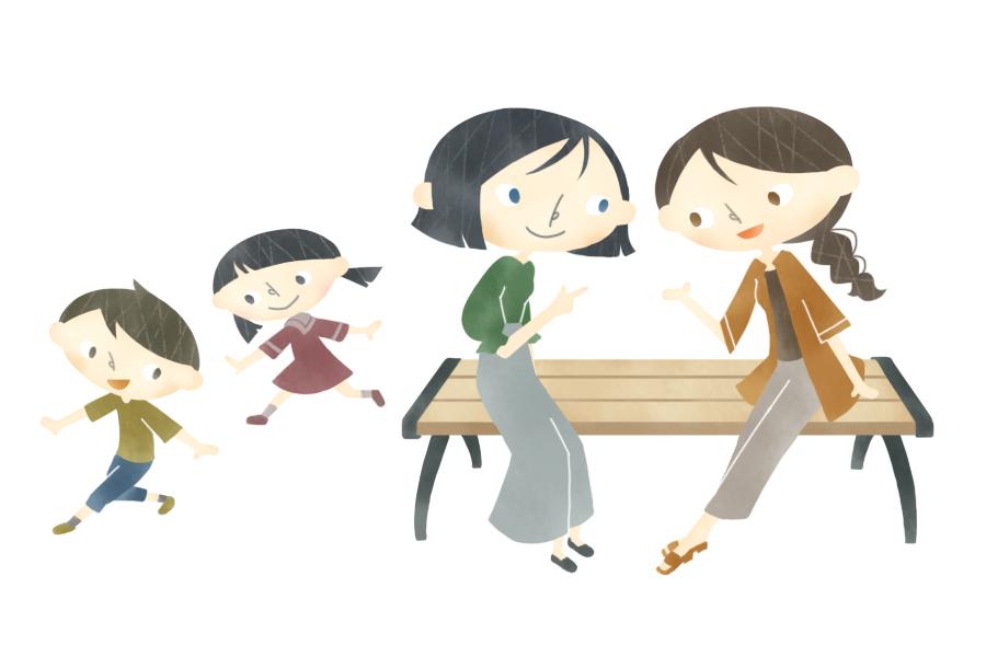 ママ友は価値観の合う人と!無理に付き合わなくても大丈夫!|ココハレ広場⑱「ママ友付き合い」
