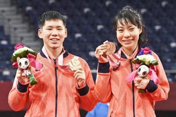 東京パラリンピック・バドミントンで藤原・杉野組が銅メダル!|高知の1週間(2021年9月4~10日)