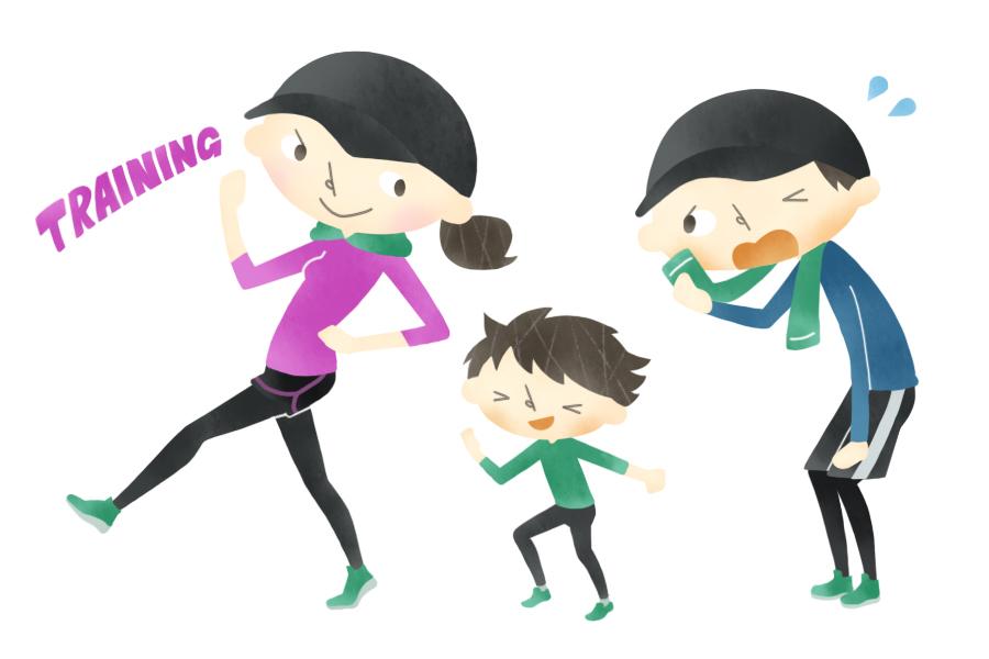 階段を使う、隙間時間に筋トレ、子どもと全力で遊ぶ!|ココハレ広場⑲「わが家の運動不足解消法」