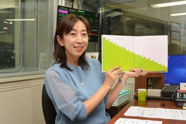 【ココハレインタビュー】フリーアナウンサー・花房果子さん|読み聞かせは心を解放させる楽しい時間